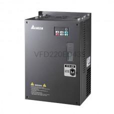 Falownik 22kW 400VAC Delta Electronics VFD220ED43S