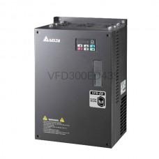 Falownik 30kW 400VAC Delta Electronics VFD300ED43S