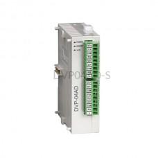 Moduł 4 wejść analogowych DVP04AD-S Delta Electronics