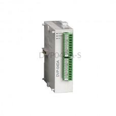 Moduł 4 wyjść analogowych DVP04DA-S Delta Electronics