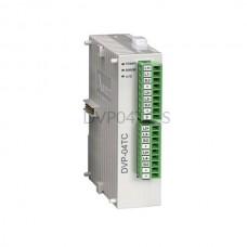 Moduł 4 wejść termopar DVP04TC-S Delta Electronics