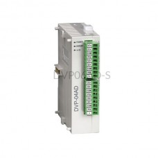 Moduł 6 wejść analogowych Delta Electronics DVP06AD-S