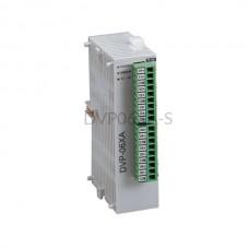 Moduł 4 wejść i 2 wyjść analogowych DVP06XA-S Delta Electronics