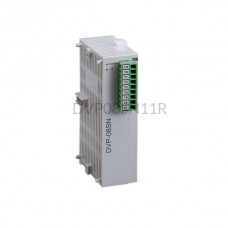 Moduł 8 wyjść cyfrowych Delta Electronics DVP08SN11R