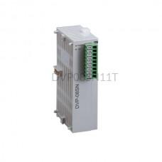 Moduł 8 wyjść cyfrowych Delta Electronics DVP08SN11T