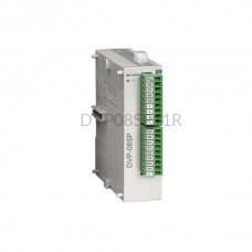 Moduł 4 wyjść i 4 wejść cyfrowych Delta Electronics DVP08SP11R