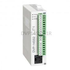 Sterownik PLC 8 wejść / 6 wyjść DVP14SS211R Delta Electronics