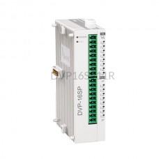 Moduł 8 wyjść i 8 wejść cyfrowych Delta Electronics DVP16SP11R