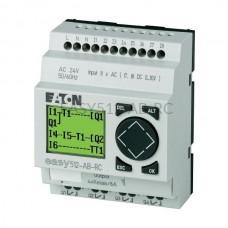 Przekaźnik programowalny EASY512-AB-RC Eaton z wyświetlaczem tekstowym 24V AC 8 wej. 4 wyj. 274101