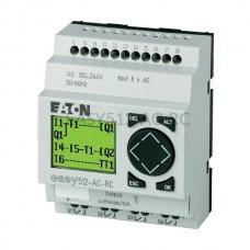 Przekaźnik programowalny EASY512-AC-RC Eaton z wyświetlaczem tekstowym 100...240V AC 8 wej. 4 wyj. przekaźnikowe 274104