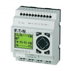 Przekaźnik programowalny EASY512-DC-R Eaton z wyświetlaczem tekstowym 24V DC 8 wej. 4 wyj. 274108