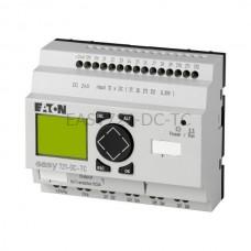 Przekaźnik programowalny EASY721-DC-TC Eaton z wyświetlaczem tekstowym 24V DC 12 wej. 6 wyj. 274121