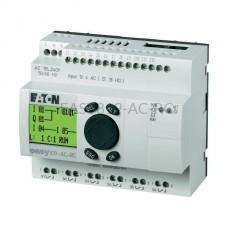 Przekaźnik programowalny EASY819-AC-RC Eaton z wyświetlaczem tekstowym 100...240V AC 12 wej. 6 wyj. przekaźnikowych 256267