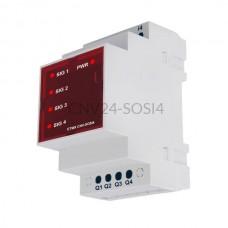 Konwerter sygnałów CNV24-SOSI4 ETMX