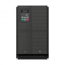 Falownik 3-fazowy 110 kW 400 VAC VAC Eura Drives E800-1100T3