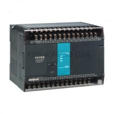 Sterownik PLC 24 wejść i 16 wyjść tranzystorowych PNP FBs-40MCJ2-D24 Fatek