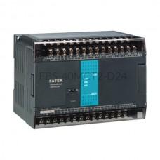 Sterownik PLC 24 wejść i 16 wyjść tranzystorowych NPN FBs-40MCT2-D24 Fatek