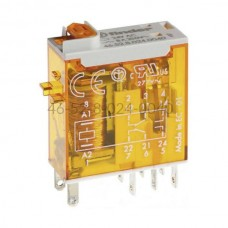 Przekaźnik elektromagnetyczny Finder 2P 24V DC 46.52.8.024.0040