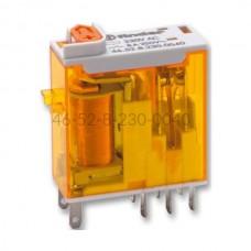 Przekaźnik elektromagnetyczny Finder 2P 230V AC 46.52.8.230.0040