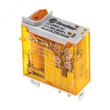 Przekaźnik elektromagnetyczny Finder 1P 230V AC 46.61.8.230.0040