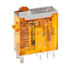 Przekaźnik elektromagnetyczny Finder 2P 230V AC 46.52.8.230.0054