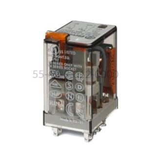 Przekaźnik elektromagnetyczny Finder 2P 12V DC 55.12.9.012.0000