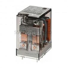 Przekaźnik elektromagnetyczny Finder 2P 110V DC 55.12.9.110.0000