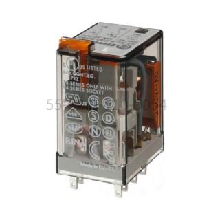 Przekaźnik elektromagnetyczny Finder 2P 110V AC 55.32.8.110.0054