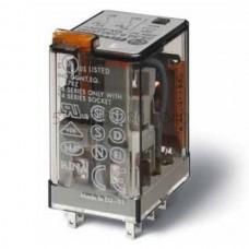 Przekaźnik elektromagnetyczny Finder 2P 230V AC 55.32.8.230.0040