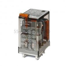 Przekaźnik elektromagnetyczny Finder 2P 125V DC 55.32.9.125.0040