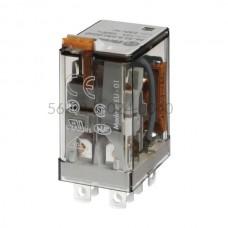 Przekaźnik elektromagnetyczny Finder 2P 24V AC 56.32.8.024.0040