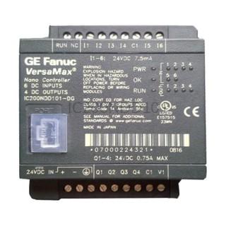 Sterownik PLC VersaMax Nano GE Automation & Controls IC200NDD101