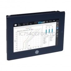"Panel HMI 8"" QuickPanel Control IC754CGF08CTD GE Automation & Controls"