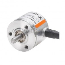 Enkoder inkrementalny Kubler Φ24 mm 5...24 VDC 120 imp/obr. Push-pull z negacją 05-2400-1221-0120