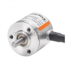 Enkoder inkrementalny Kubler Φ24 mm 5...24 VDC 1024 imp/obr. Push-pull z negacją 05-2400-1221-1024