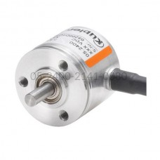 Enkoder inkrementalny Kubler Φ30 mm 8...30 VDC 80 imp/obr. Push-pull z negacją 05-2400-2141-0080
