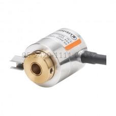 Enkoder inkrementalny z otworem Kubler Φ24 mm 5...24 VDC 4 imp/obr. Push-pull 05-2420-1111-0004