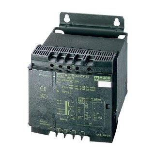 Transformator Murrelektronik 250 VA 230-400 VAC 1x24-1x48-2x24 VAC 50...60 MTS 86455