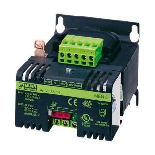 Zasilacz na szynę  Murrelektronik 24W 115+230VAC 24VDC 8985360