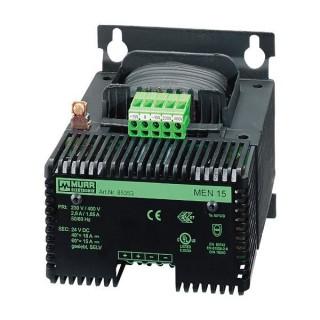 Zasilacz na płytę Murrelektronik 480W 115+230VAC 24VDC 85356