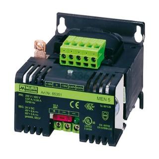Zasilacz na płytę Murrelektronik 120W 115+230VAC 24VDC 85362