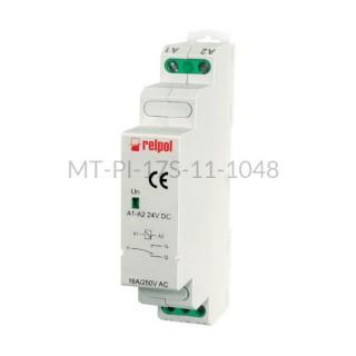 Przekaźnik instalacyjny MT-PI-17S-11-1048 1P 48V DC Relpol 858791