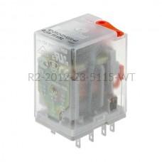 Przekaźnik elektromagnetyczny Relpol 2P 115VAC R2-2012-23-5115-WT