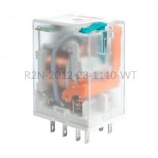 Przekaźnik elektromagnetyczny Relpol 2P 110VDC R2N-2012-23-1110-WT