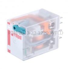 Przekaźnik elektromagnetyczny R3N-2013-23-1220-WTLD Relpol 3P 220V DC 10 A
