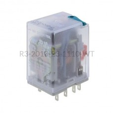 Przekaźnik elektromagnetyczny Relpol 3P 110VDC R3-2013-23-1110-WT