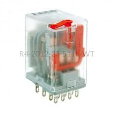 Przekaźnik elektromagnetyczny Relpol 4P 115VAC R4-2012-23-5115-WT