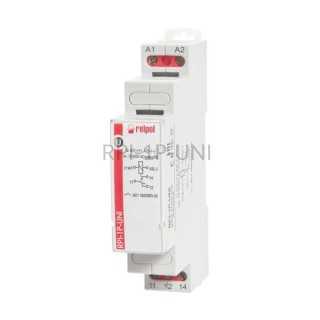 Przekaźnik instalacyjny RPI-1P-UNI 1P V AC/DC Relpol 863378