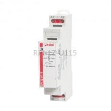 Przekaźnik instalacyjny RPI-1Z-U115 1Z 115V AC/DC Relpol 863370