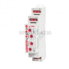 Przekaźnik nadzorczy RPN-1A1-A230 230 VAC Relpol 864365